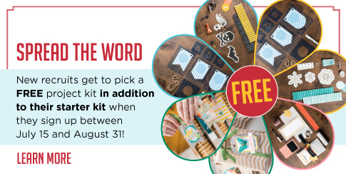 Pick a FREE Project Kit to get started!