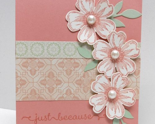 Handmade cards. . . a great variety of styles!