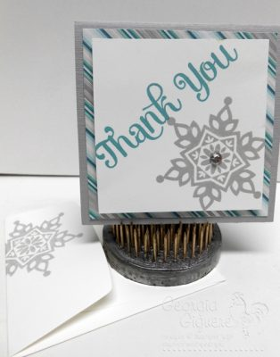 Quick and Easy DIY Holiday Cards!