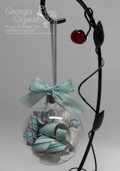 Pool Party Ornament