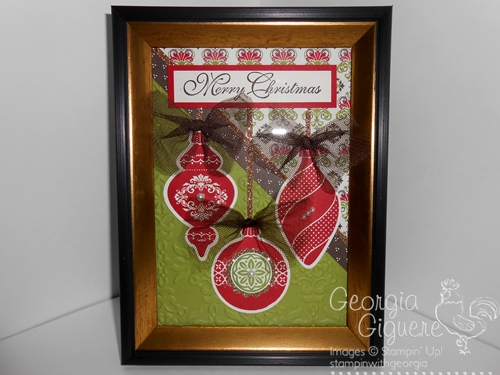 Holiday Decor Using Favorite Clearance Rack Items!