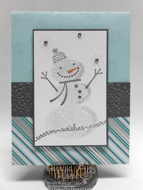 More Simple Holiday And Winter Card Ideas