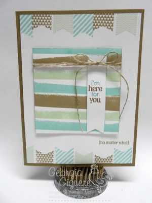 Winning Handmade Cards using NEW Sale-a-bration Products