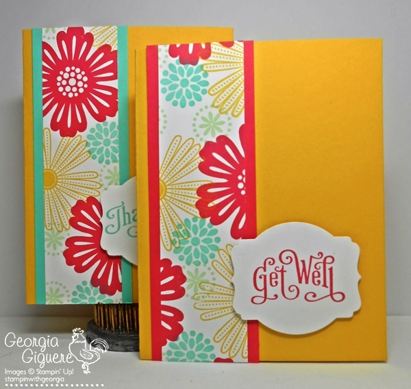 Amazing One Sheet Wonder Using Mixed Bunch Stamps