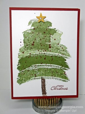 DIY Christmas Card Idea with Work of Art Stamps Plus More Wedding Photos