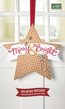 Merry & Bright Supplement to the Holiday Catalog Begins Today!
