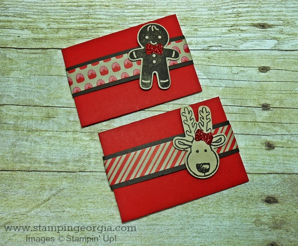 Quick and Easy Gift Card Envelopes