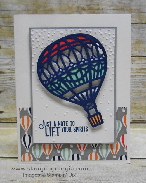 So Many Ideas Using The Lift Me Up Stamp Set Bundle Stampin