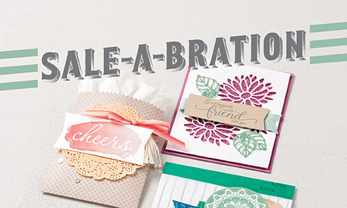Sale-a-bration 2017 2nd Phase