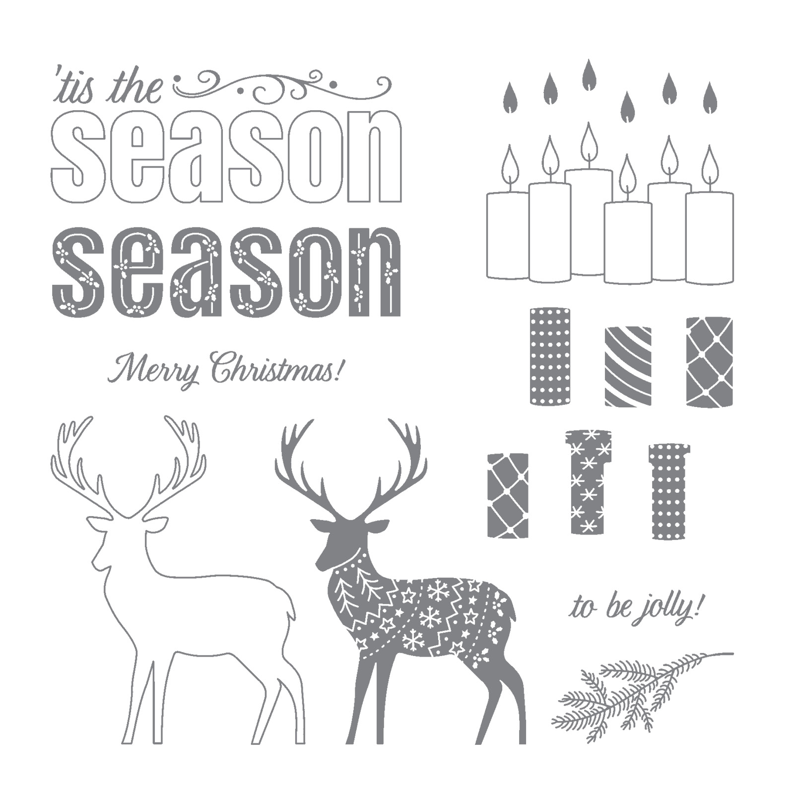 Merry Patterns Host Promotion . . . earn the Merry Patterns stamp set for FREE when your order or party total reaches $300 now through October 31st!