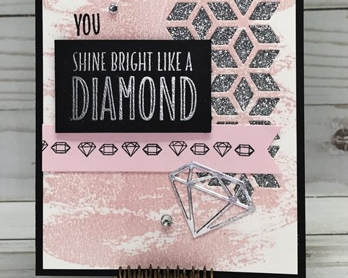 A Dazzling You're Priceless Card!