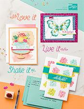 2018 Stampin' Up! Occasions Catalog . . . get yours today! www.georgia.stampinup.net