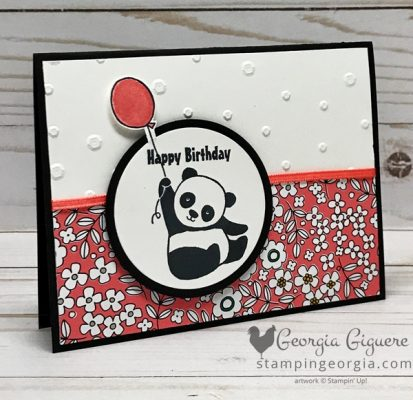 Sale-a-bration Kick Off Blog Hop . . . Party Pandas!