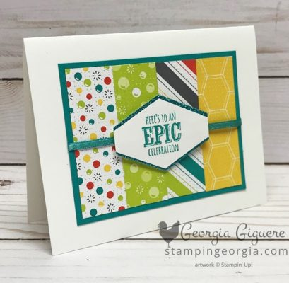 Epic Celebrations Card . . . Perfect for Any Celebration!