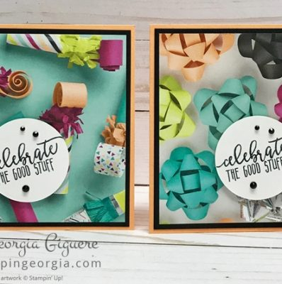 Picture Perfect Card . . . For Any Celebration!