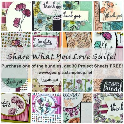 Share What You Love Suite Sneak Peek