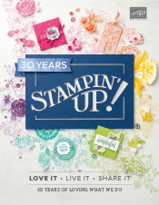 Stampin' Up! catalog 2018 . . . coming on June 1st! www.stampingeorgia.com Available online at www.georgia.stampinup.net
