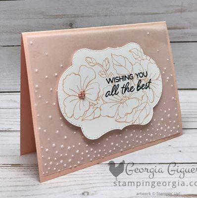 Versatile Blended Seasons Card