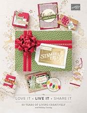 The NEW 2018 Stampin' Up! Holiday Catalog is amazing! See it now and SHOP: www.georgia.stampinup.net